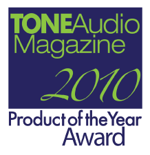 Tone Audio Product of the Year Award