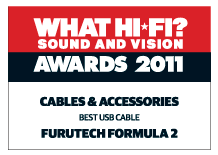What HiFi Best USB Cable 2011